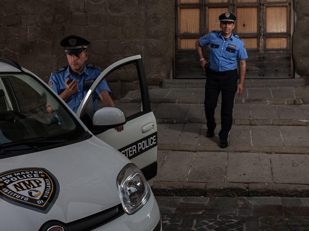 videosorveglianza a distanza con guardia giurata roma
