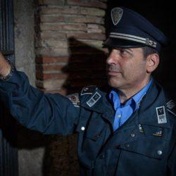 portierato e guardiania new master police