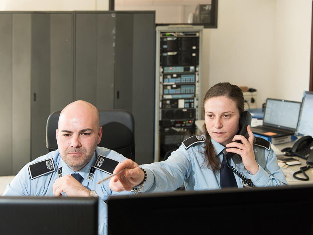 vigilanza non armata roma new master police