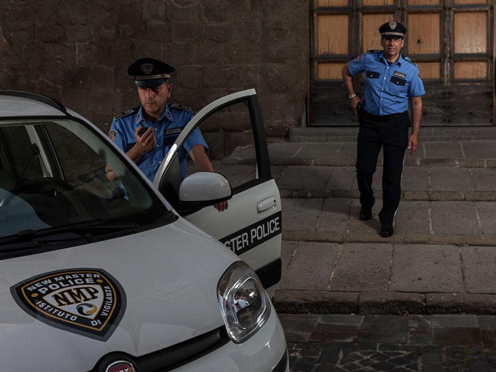 vigilanza notturna prezzi new master police