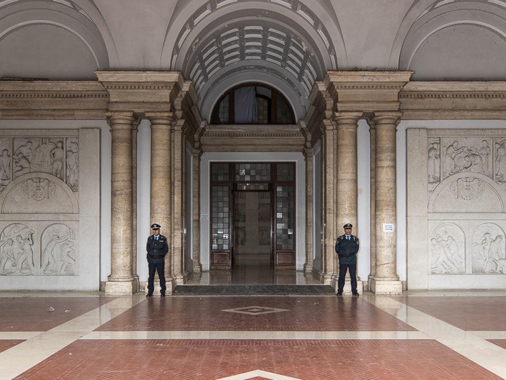 obiettivi sensibili roma vigilanza privata new master police