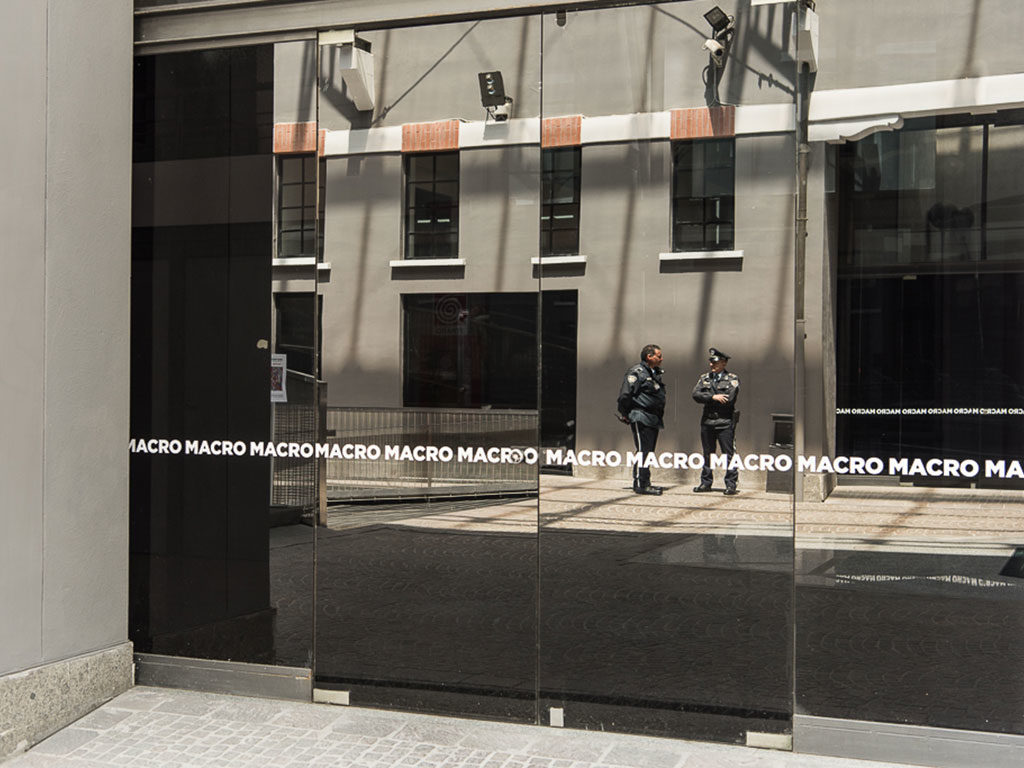 sicurezza nei musei new master police roma