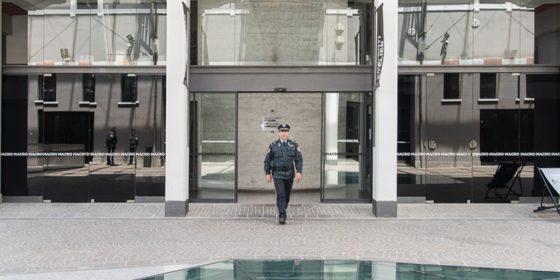 vigilanza armata roma new master police