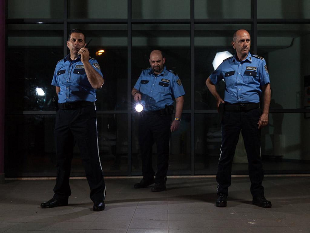 vigilanza notturna New Master Police Roma